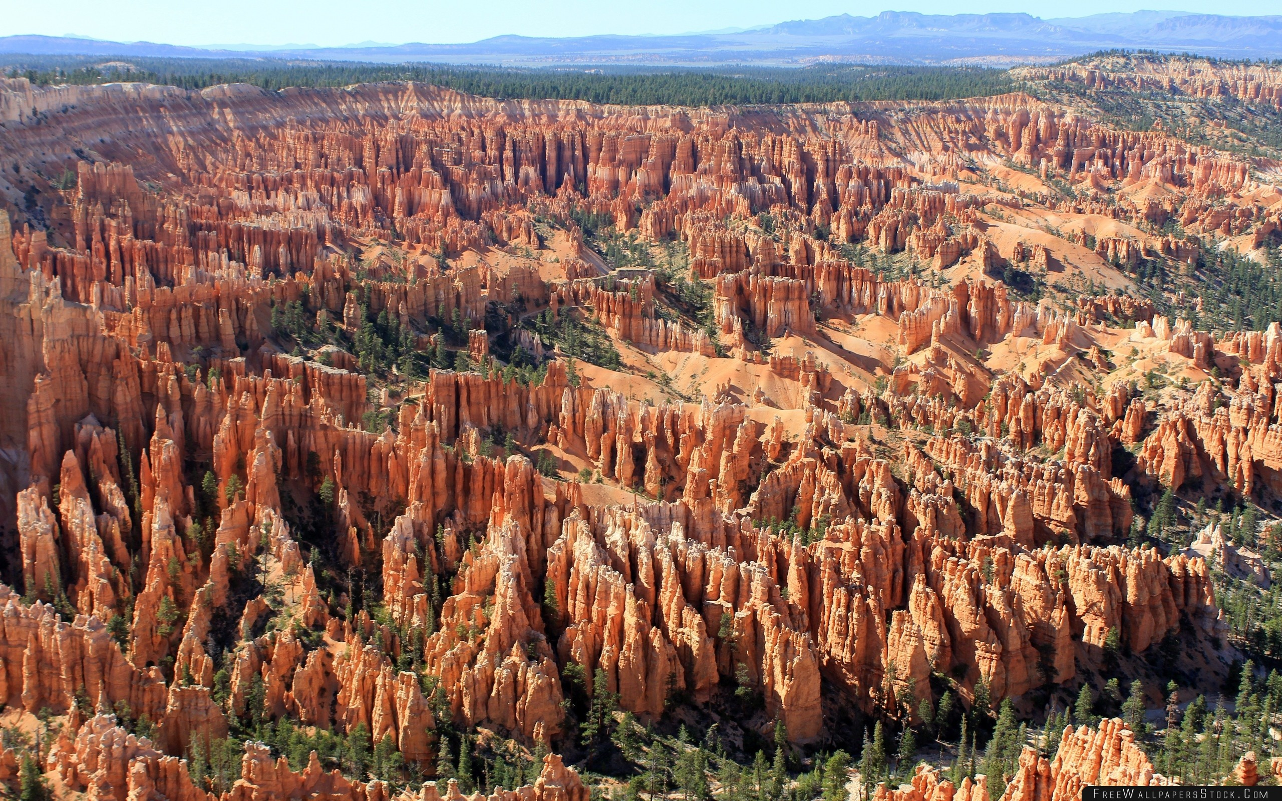 Download Free Wallpaper Utah Bryce Canyon Landscape Beautifully