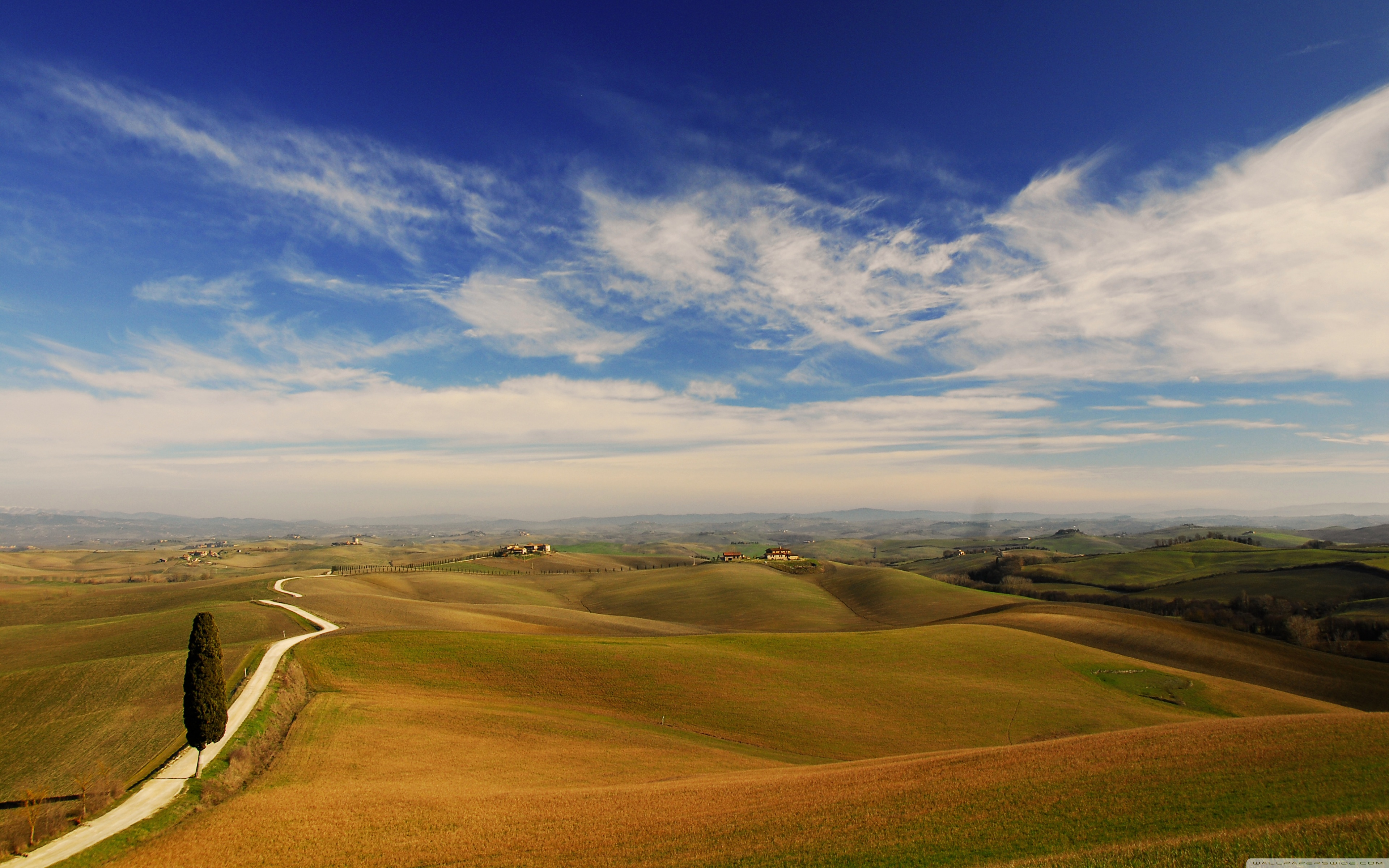 Download Free WallpaperTuscany Landscape