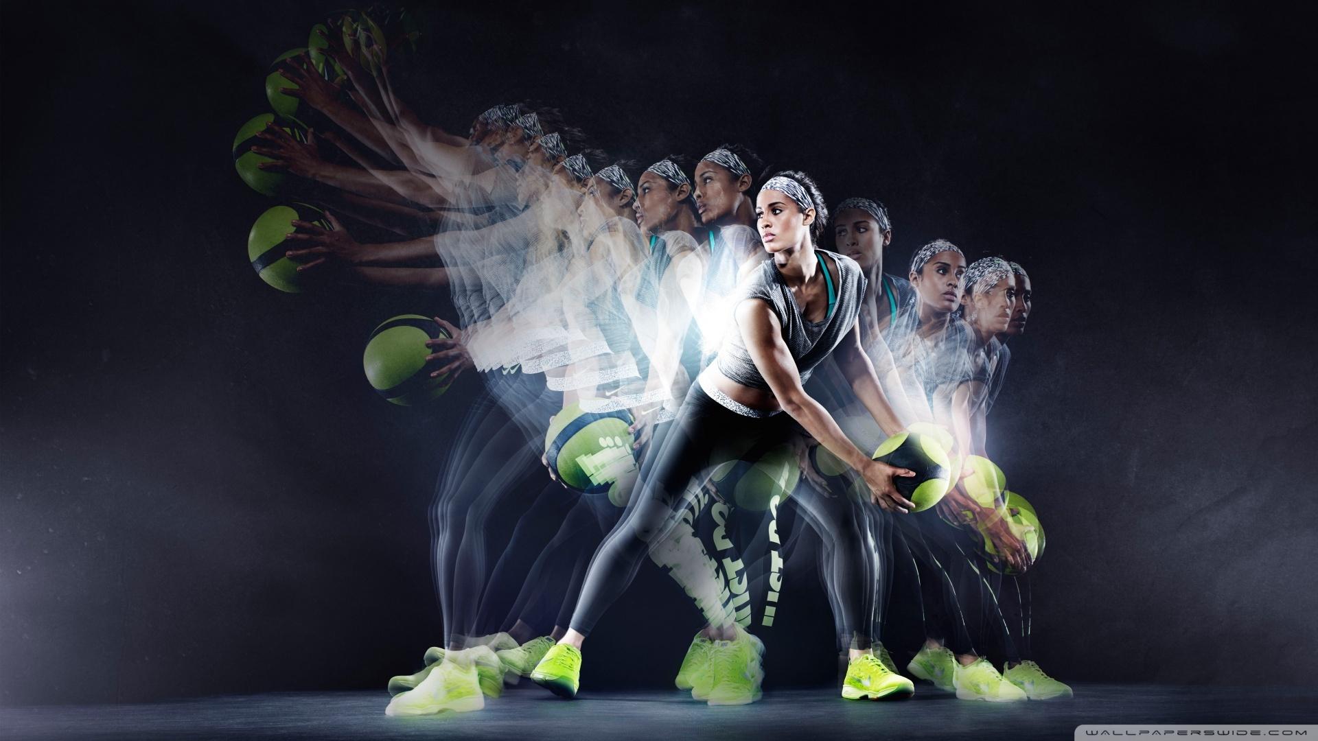 Download Free WallpaperWomen Fitness Ball Workout