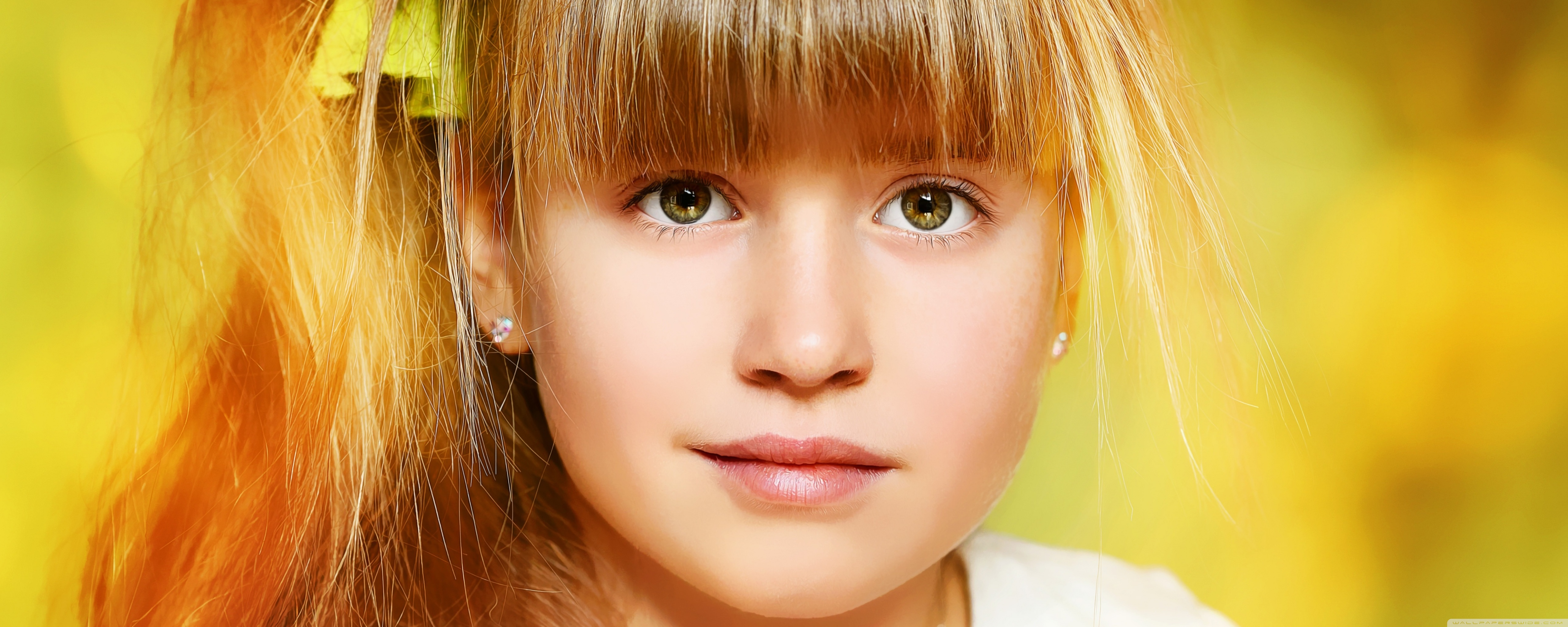 Download Free WallpaperYoung Girl Portrait