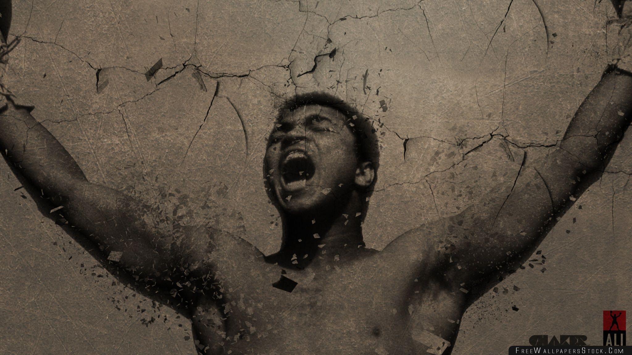 Download Free Wallpaper Muhammad Ali