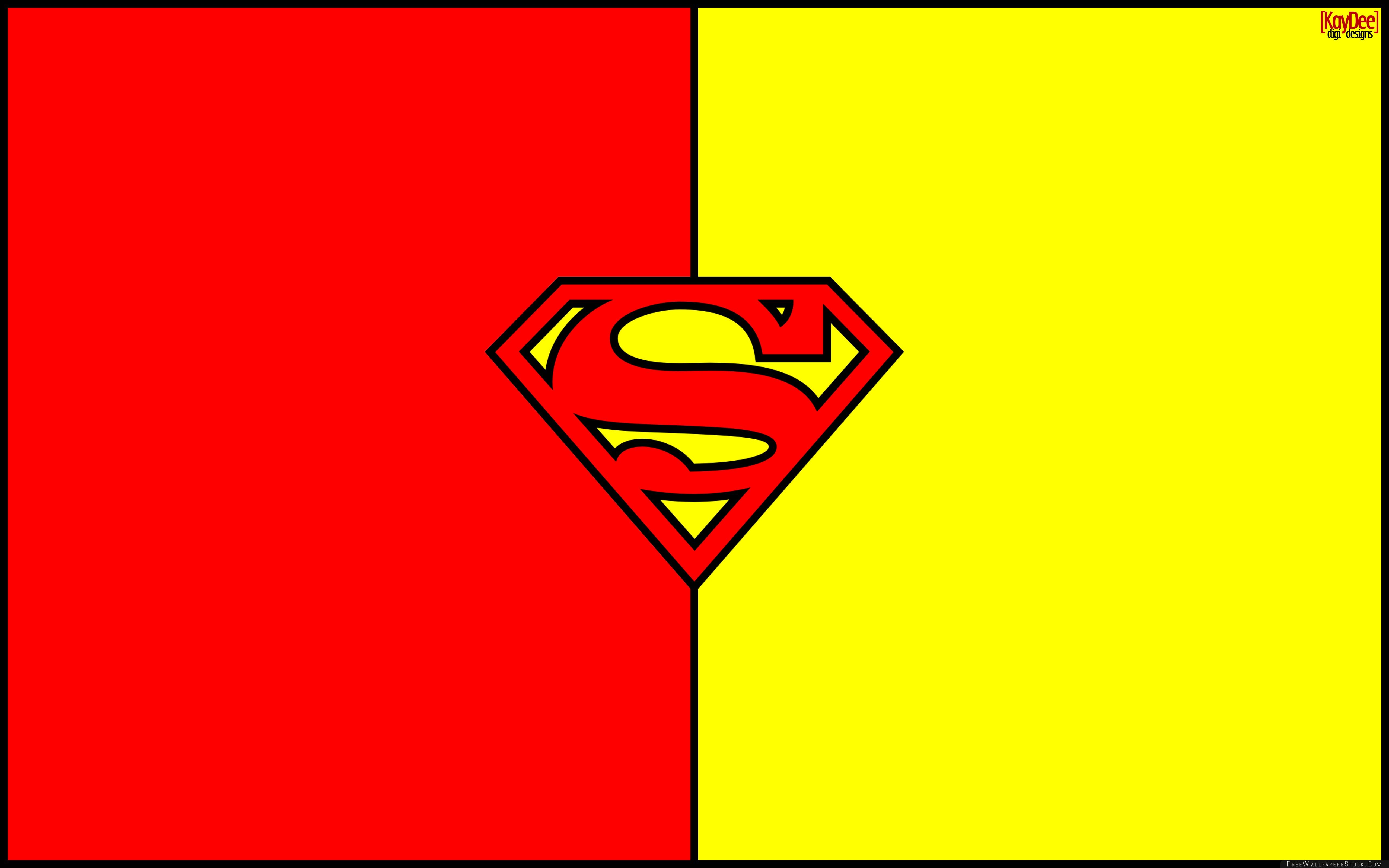 Download Free Wallpaper Superman Style