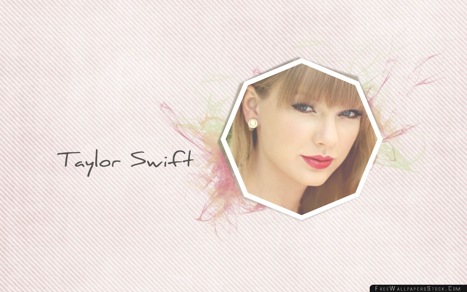 Download Free Wallpaper Taylor Swift Artistic Background