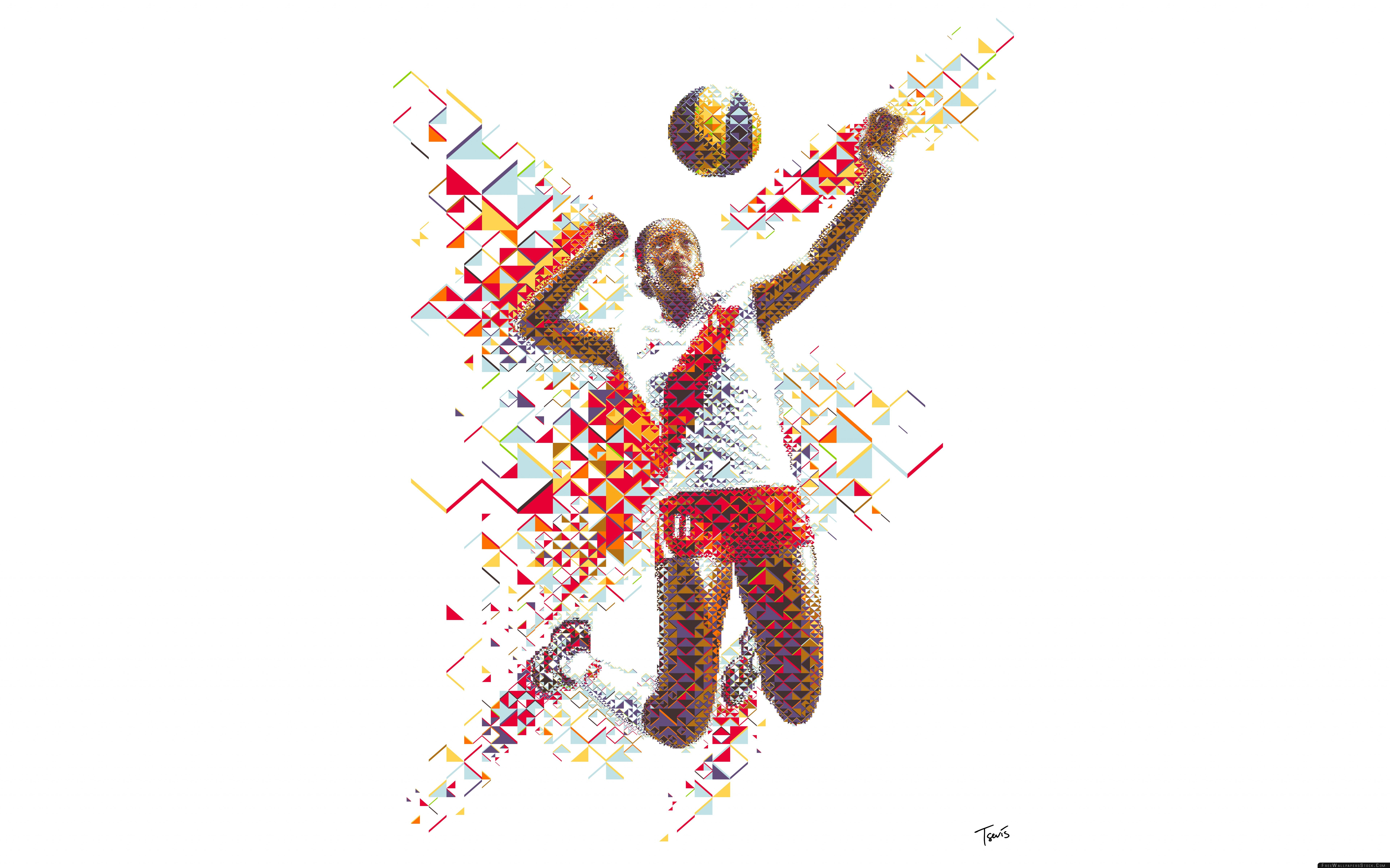 Download Free Wallpaper Volleyball Player