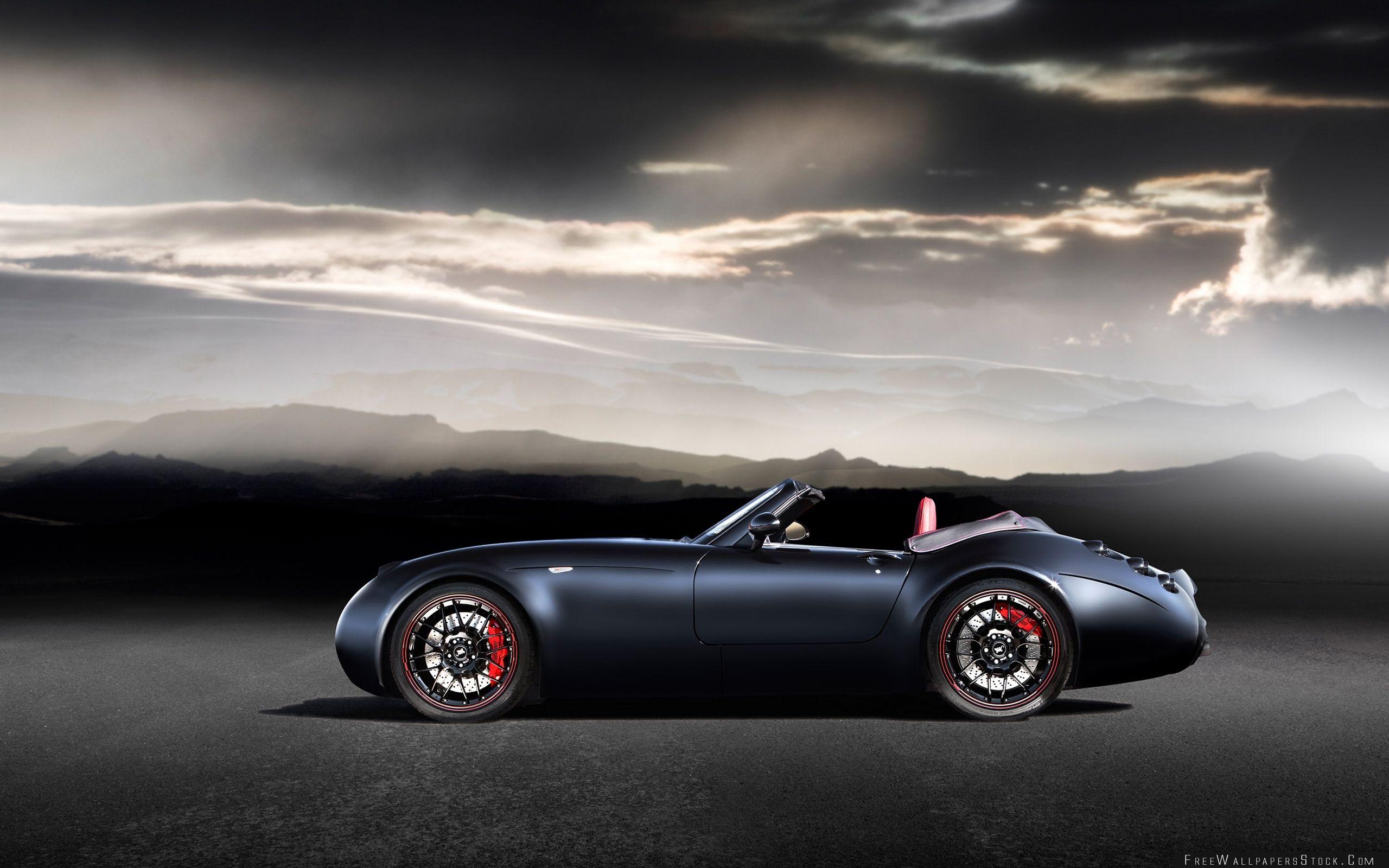 Download Free Wallpaper Wiesmann Roadster   Car