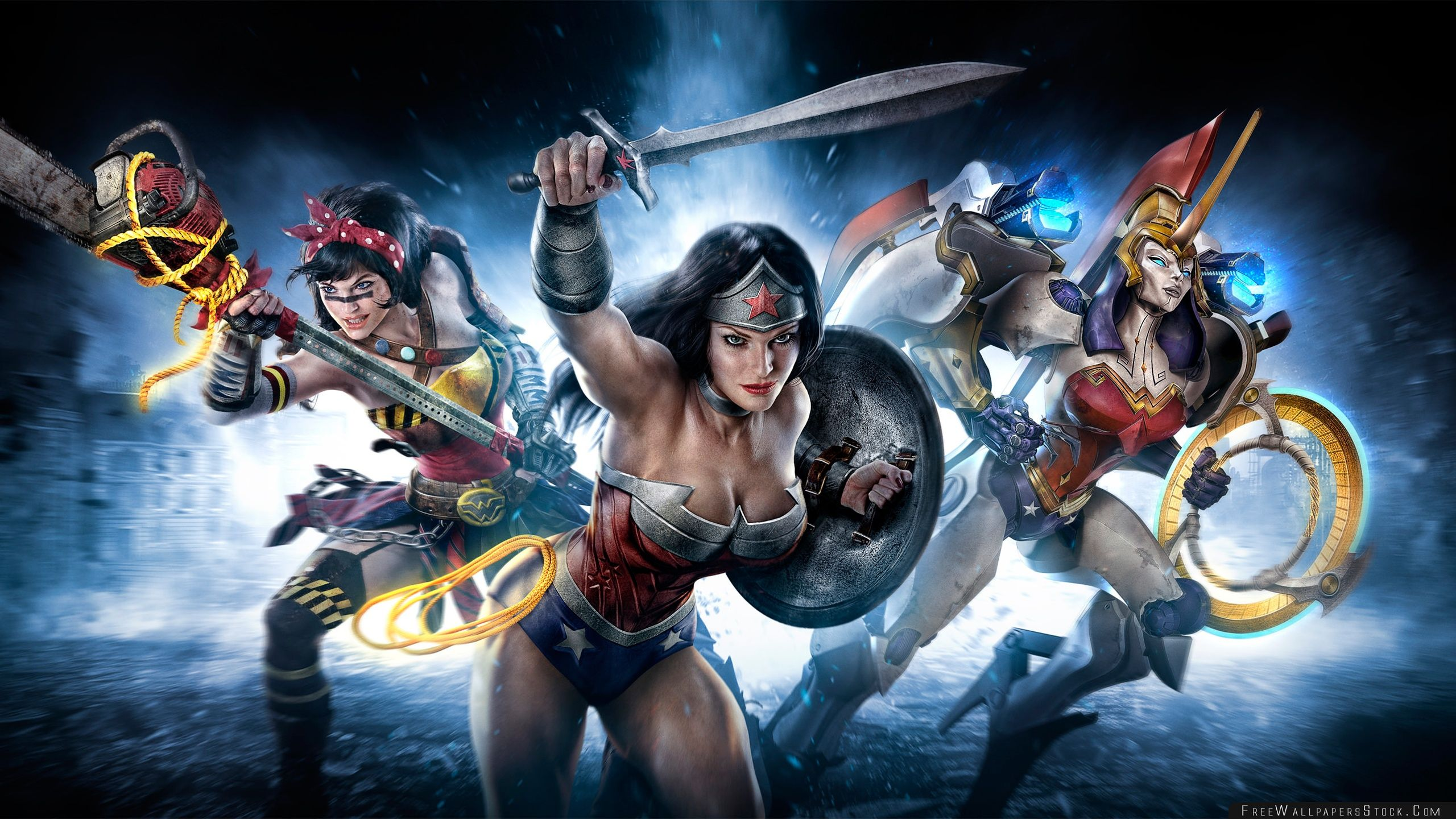 Download Free Wallpaper Wonder Woman