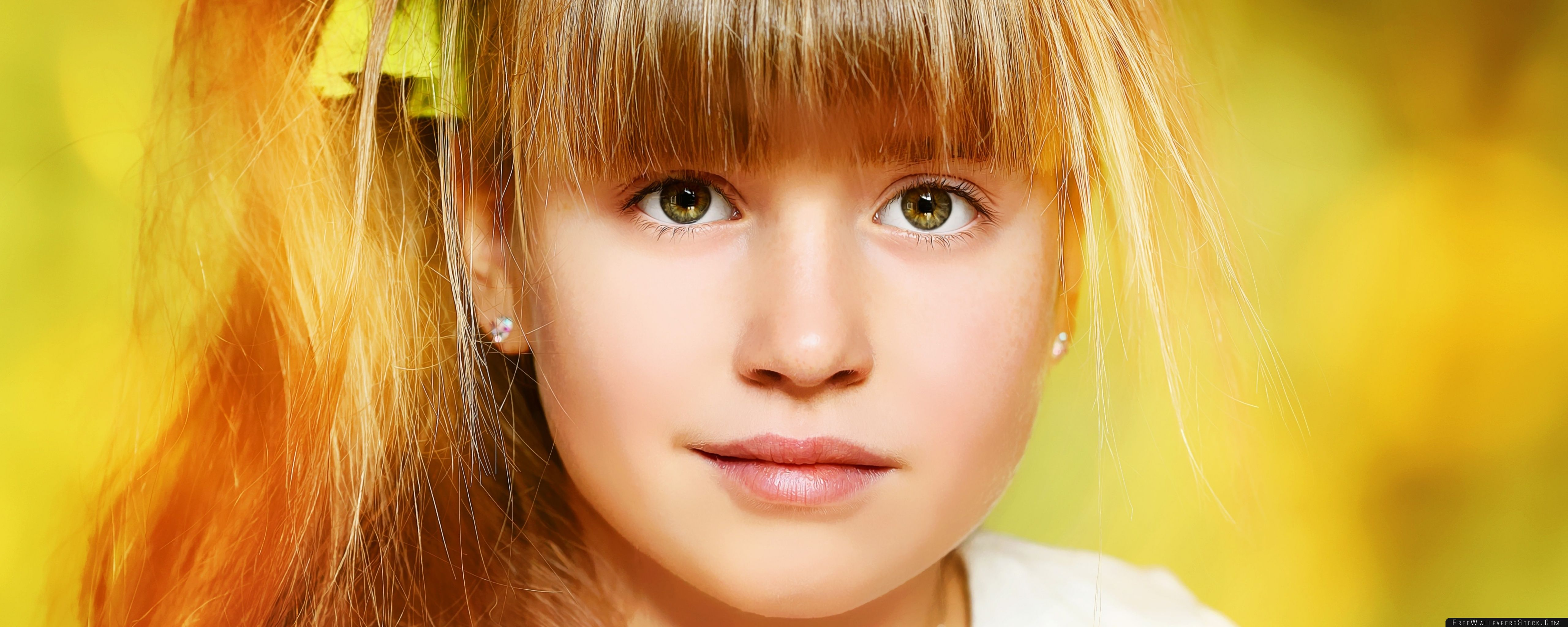 Download Free Wallpaper Young Girl Portrait