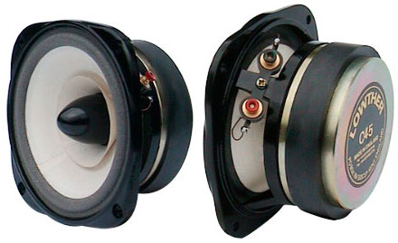 Lowther C Series driver