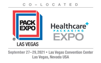 Meet us at PACK EXPO Las Vegas in person!
