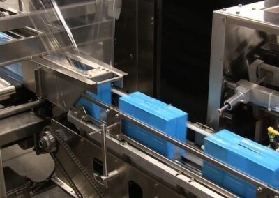 HIGH SPEED RETAIL SHRINK WRAPPERS