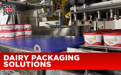 Solutions d'Emballage pour Produits Laitiers