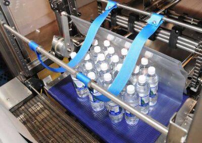 Tango series Clearprint wrap on water bottles