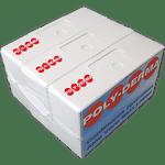 produits pharmaceutiques réorientés et emballés sous film totalement fermé