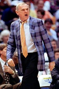The standard for all coaches at Alabama, Wimp Sanderson