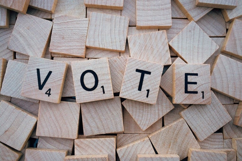 How Christians Should Vote: A Christian model for voting in the 2018 midterm elections & beyond