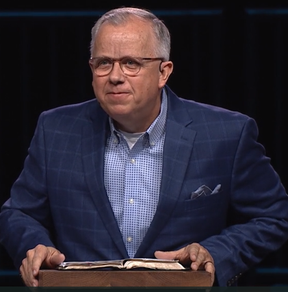 New SBC President Ed Litton says 'every month is White History Month'