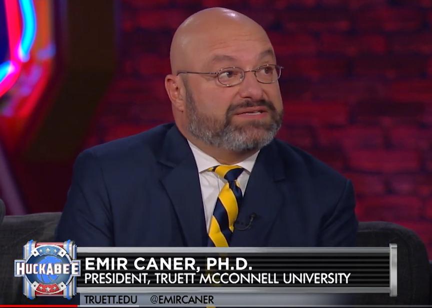 Baptist university president says Quran is 'theocratic political book'