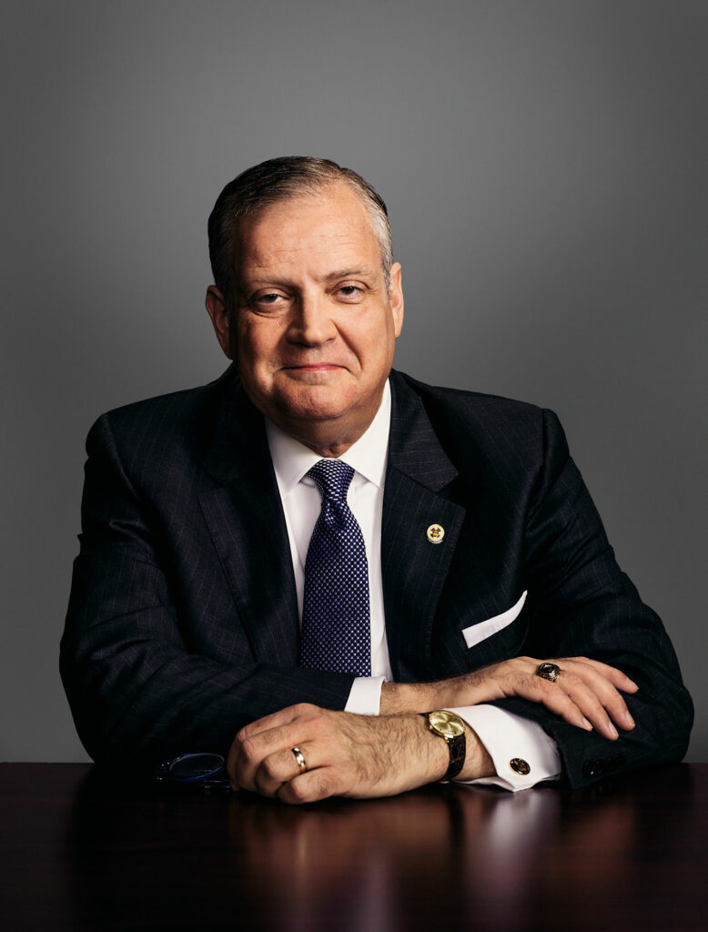 Al Mohler holds the balance of power in the Southern Baptist Convention