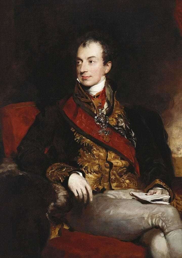 Metternich, Discourse & the Southern Baptist Convention's Balance of Power