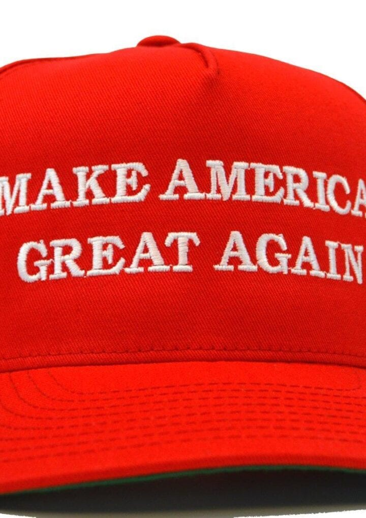 OUTRAGE: Baptist seminary told student to remove Make America Great hat