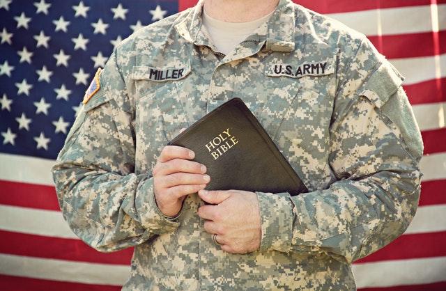 Patriotism: The American Flag & the Cross of Jesus Christ