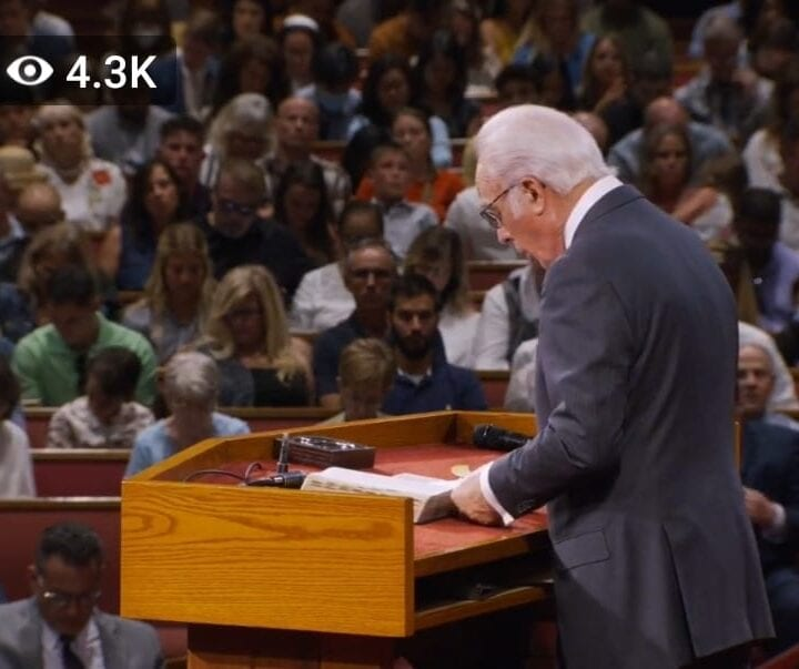 John MacArthur: Not an hour to fear, but triumphant hour for the church
