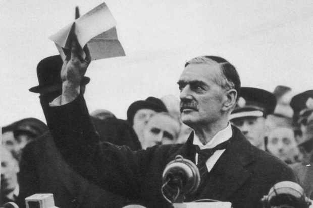 Southern Baptist ERLC plays 'Neville Chamberlain role' in religious liberty battle