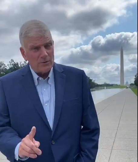 Franklin Graham, conservative SBC leaders promote DC Prayer March