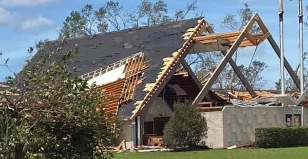 140 Louisiana Baptist Churches, 43 pastors' homes destroyed or damaged by Hurricane Laura