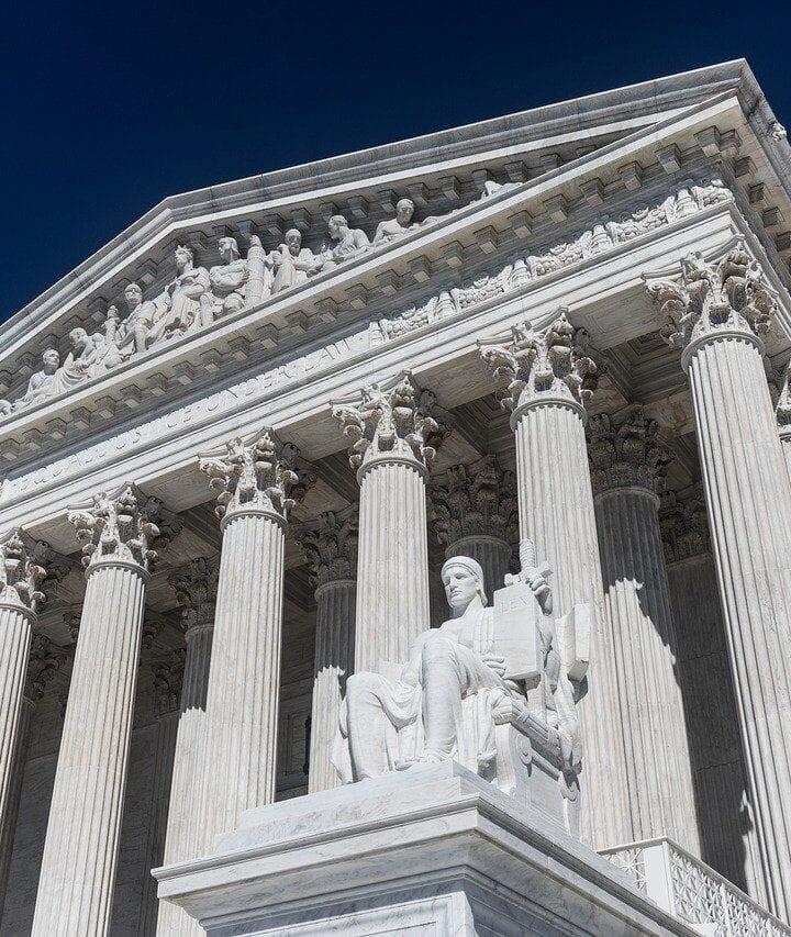 Donald Trump's Supreme Court defends religious worship