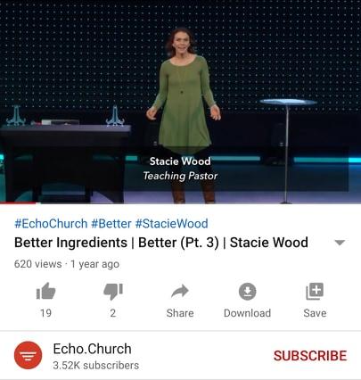 ANOTHER! SBC church training church planters has woman teaching pastor