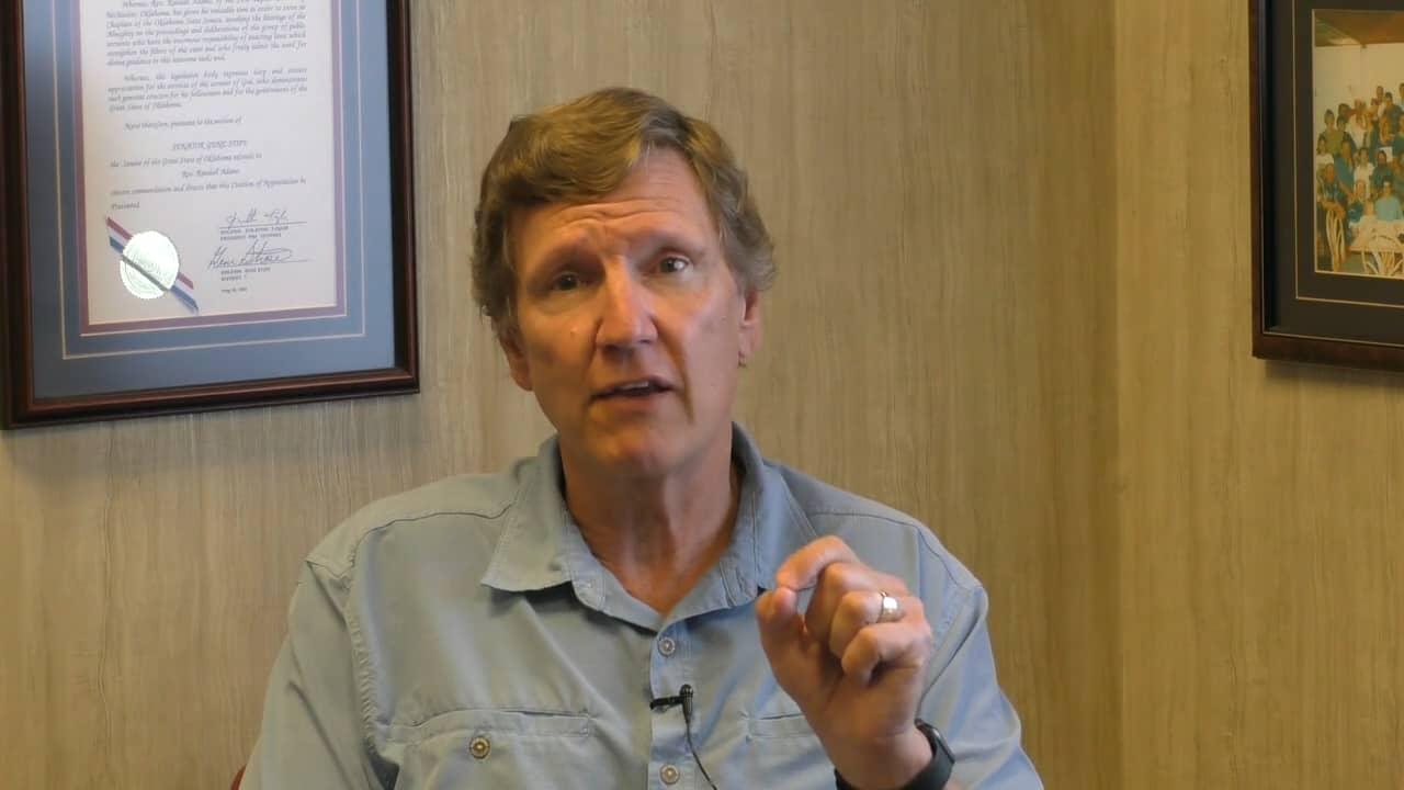Randy Adams nominated for SBC President 2021