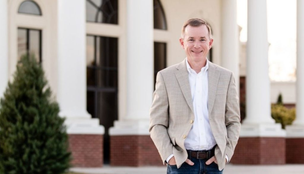 Mike Stone is a candidate for SBC President 2021