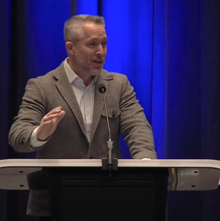 JD Greear attacks conservatives in speech to SBC Executive Committee