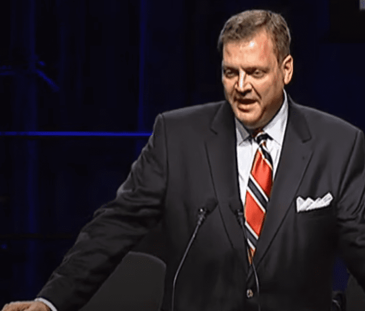 Al Mohler speaks about State of the SBC