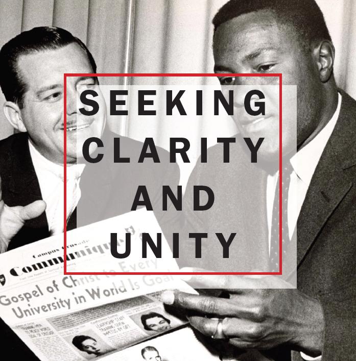 Cru chose Critical Race Theory over Christian unity