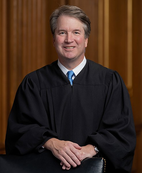The attack on Mike Stone is similar to the attack on Justice Brett Kavanaugh