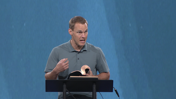 David Platt is accused of lying to McLean Bible Church members about affiliation with Southern Baptist Convention