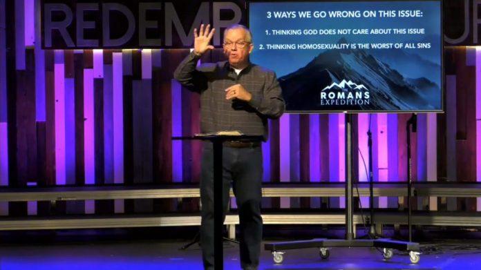 SERMONGATE: Ed Litton admits to lies & inventing sermon illustration