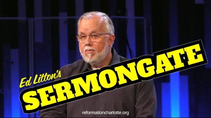 Ed Litton plagiarism scandal becomes Ed Litton's sermongate