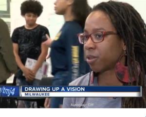 Drawing up a vision