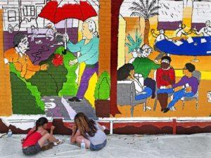 Neighborhood Mural
