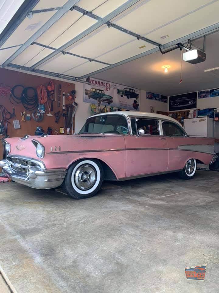 1954 TRUCK GMC BANNER