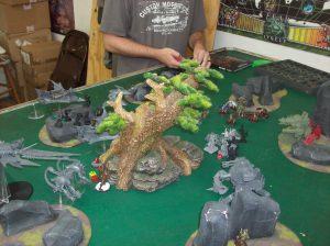 Minatures Games