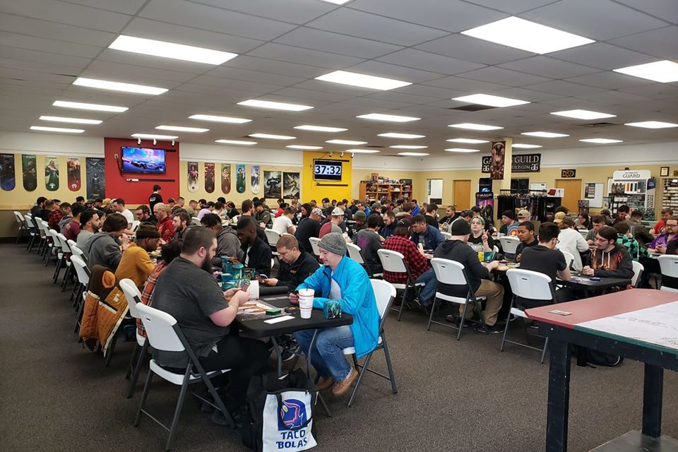 Theros Prerelease Weekend wrap up!