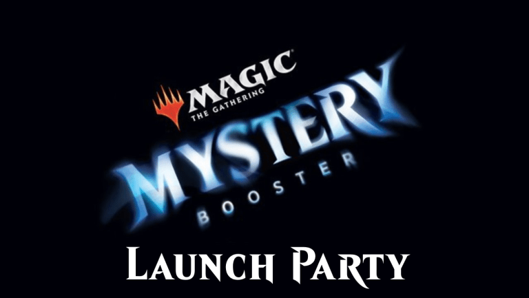 March 9th to March 15th (featuring Mystery Booster events!)