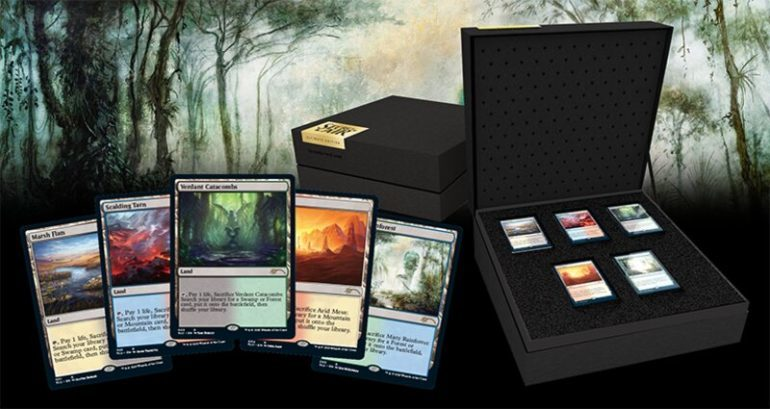 How to get the new MTG Secret Lair at Gamers Guild?