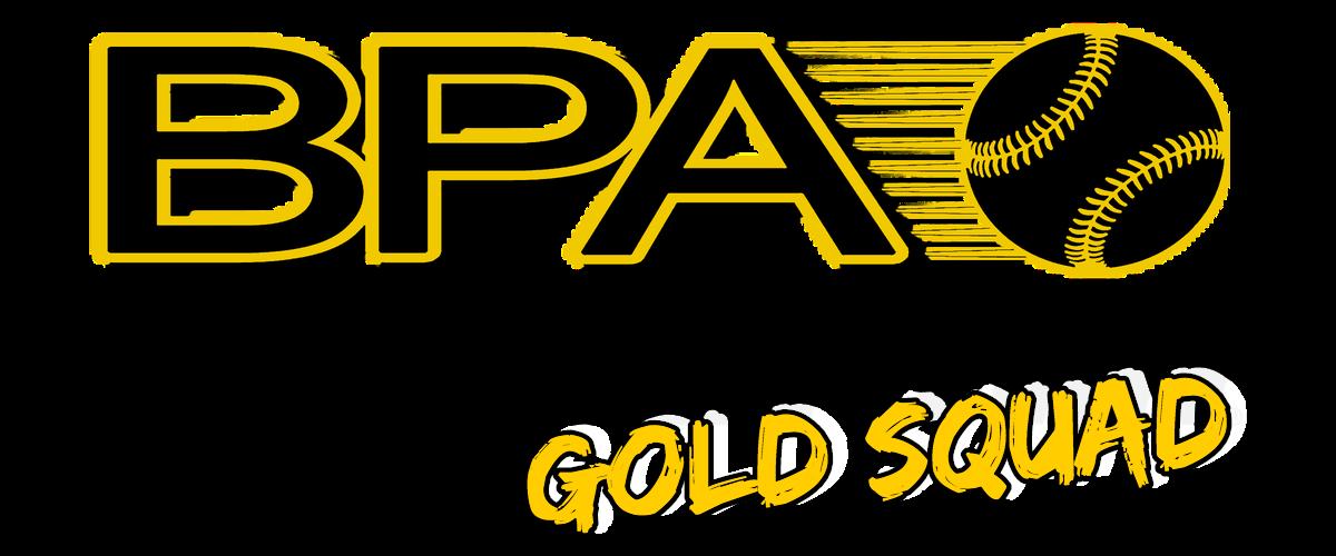 BPA DEMARINI GOLD SQUAD LOGO