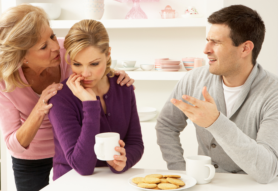 A Field Guide to the In-laws From Hell - BluntMoms.com