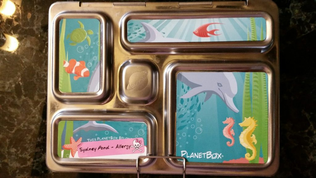 Emily Press Lunch Box, Emily Press Labels Review